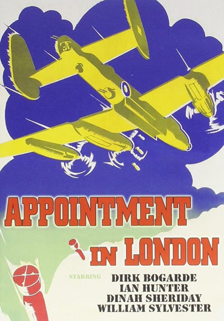 Appointment In London 1953 c