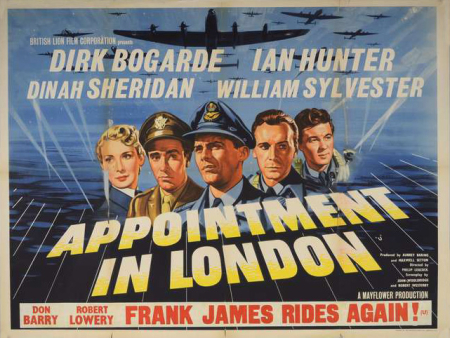 Appointment In London 1953 ab