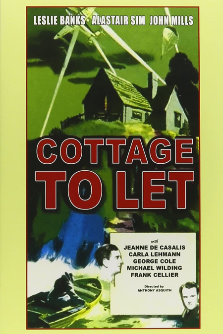Cottage To Let 1941 b