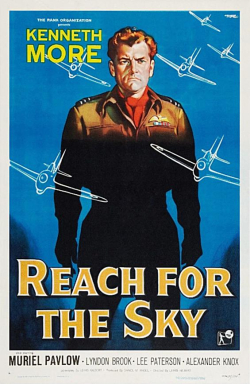 Reach For The Sky 1953 d