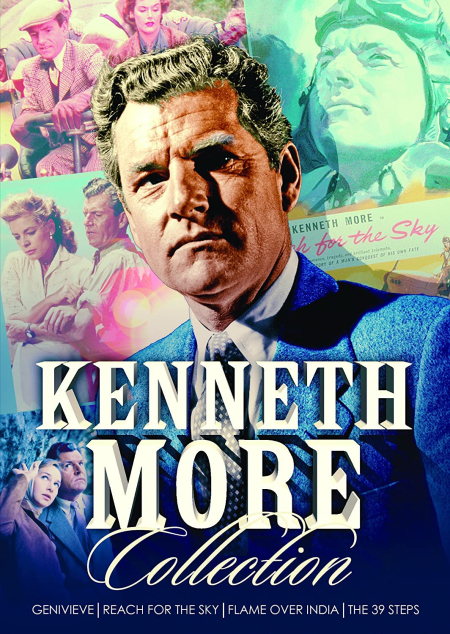 The kenneth more collection