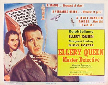 Ellery Queen  Master Detective 1940 b