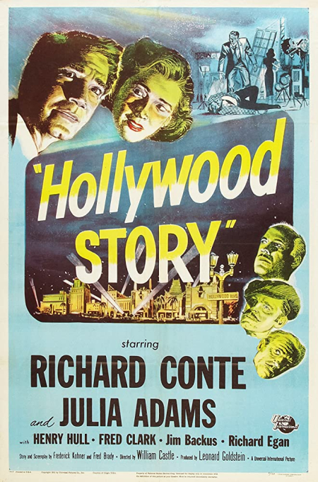 Hollywood story 1951 a