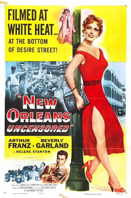 New orleans uncensored 1955
