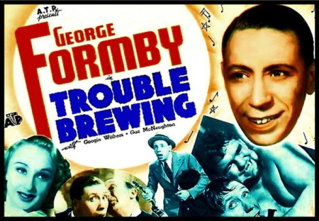 Trouble brewing 1939 a