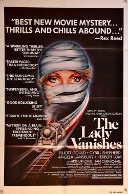 The Lady Vanishes 1979 angela
