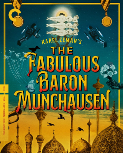 The Fabulous Baron Munchausen 1962 g