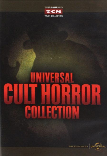 Universal Cult Horror Collection a