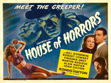 HOUSE OF HORRORS 1946 e