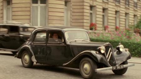 Maigret 1991 car