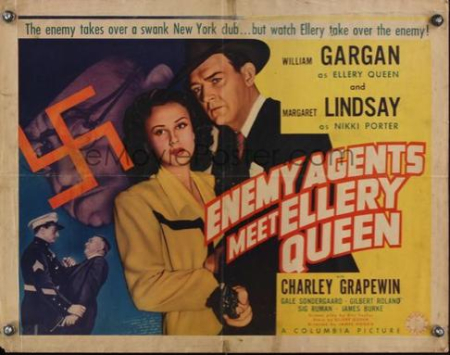 Enemy Agents Meet Ellery Queen 1942 c