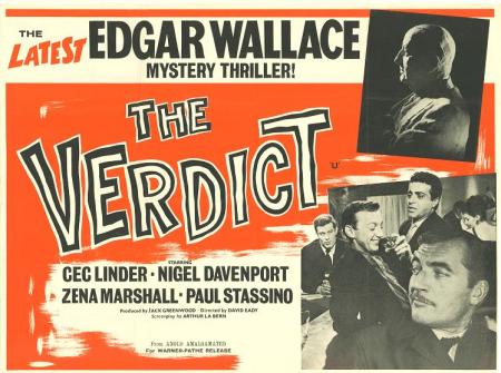 The Verdict (1964)