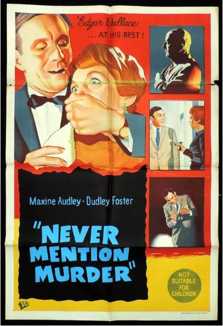 Never Mention Murder 1965