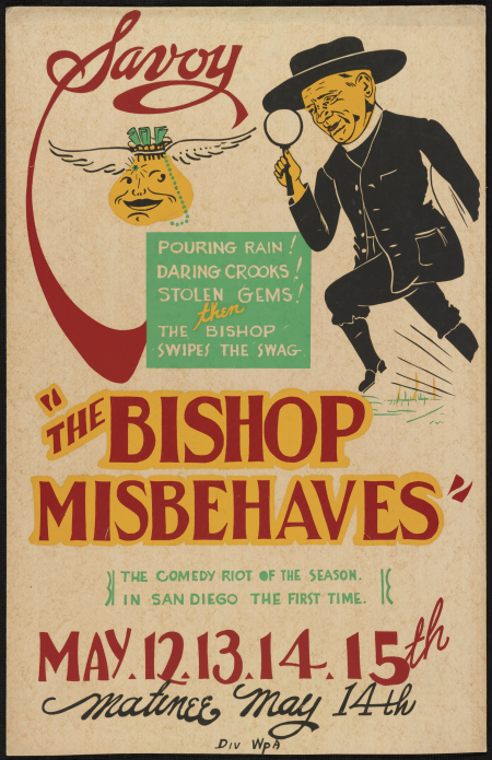 The Bishop Misbehaves 1935 a