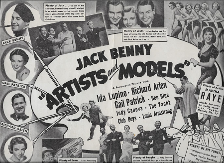 Artists And Models 1937 b