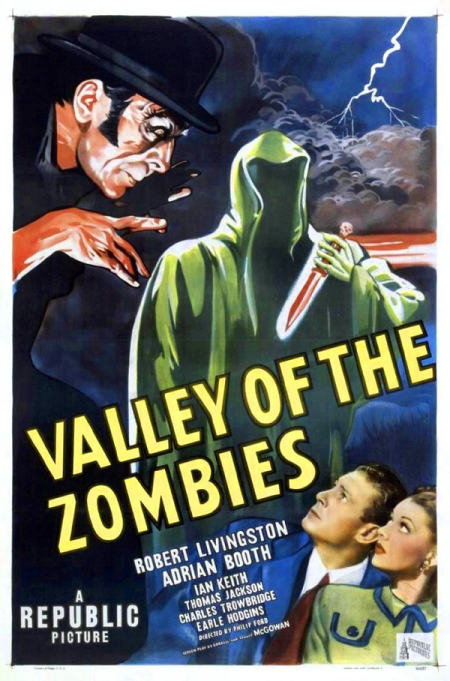 Valley of the zombies 1946