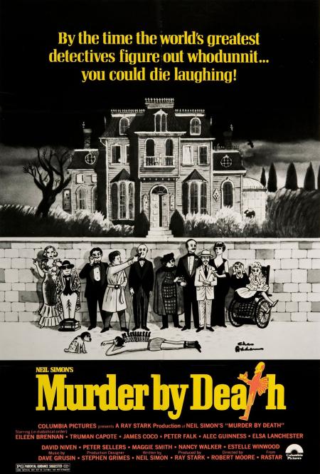 Murder by death 1976