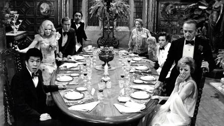 Murder by death 1976 cast