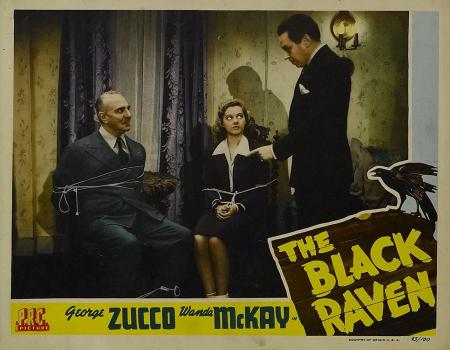 The Black Raven 1943 c