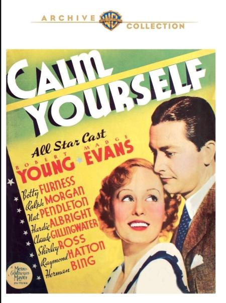 Calm Yourself 1935 b