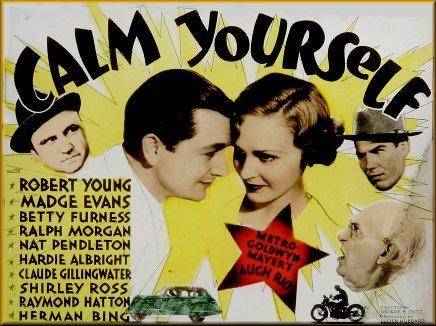 Calm Yourself 1935 a