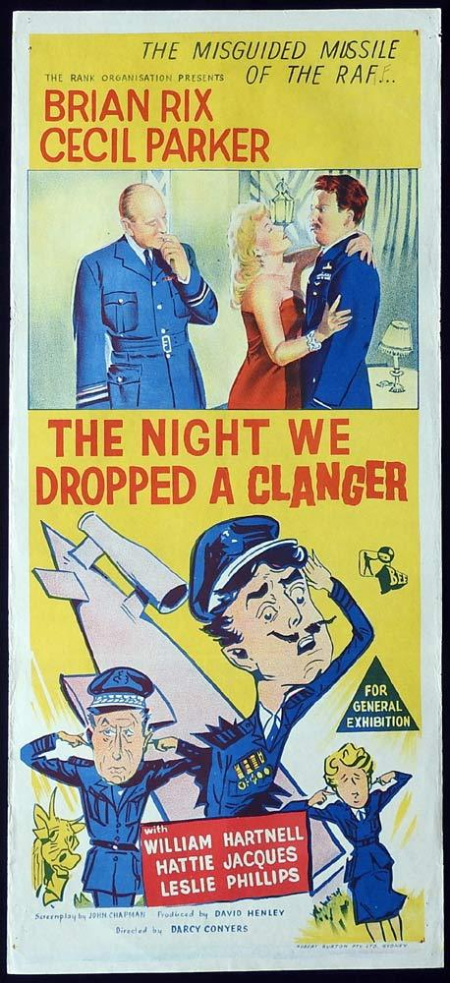 The Night We Dropped A Clanger 1959 c