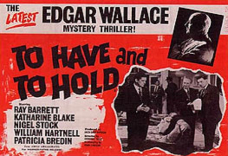 To Have And To Hold 1963 b