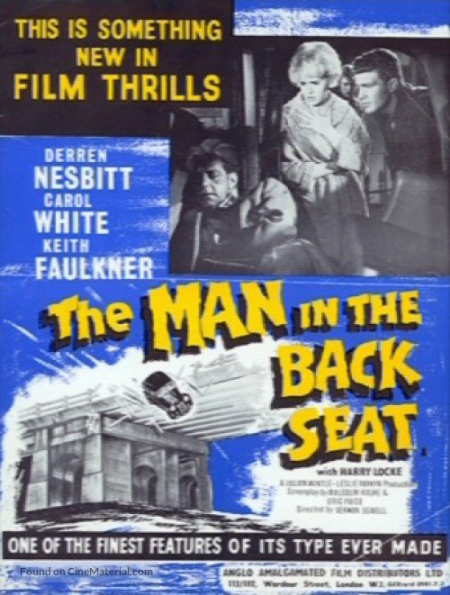 The Man In The Back Seat 1961