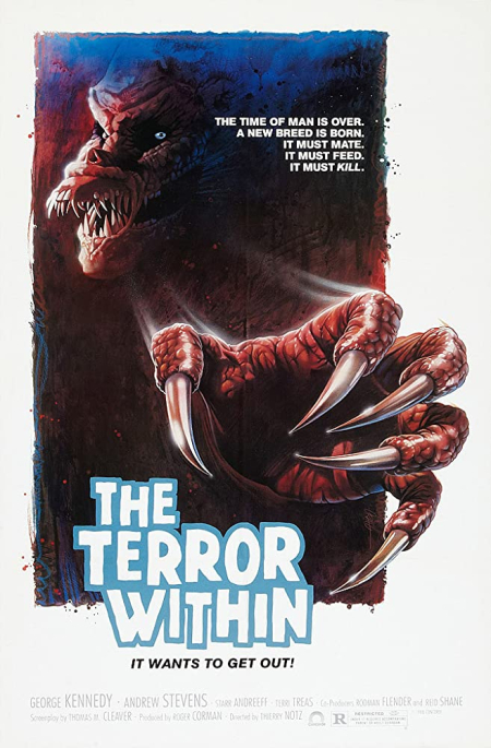 The terror within 1989