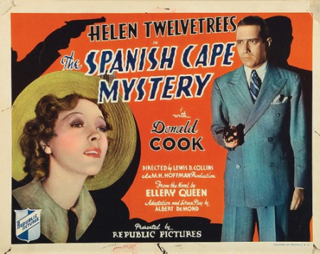 The Spanish Cape Mystery 1935 a