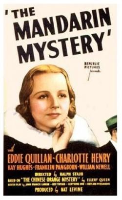 The Mandarin Mystery 1936 a