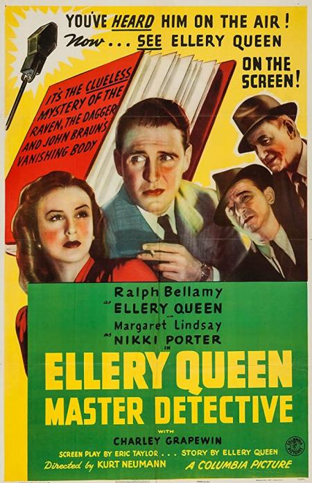 Ellery Queen  Master Detective 1940 a