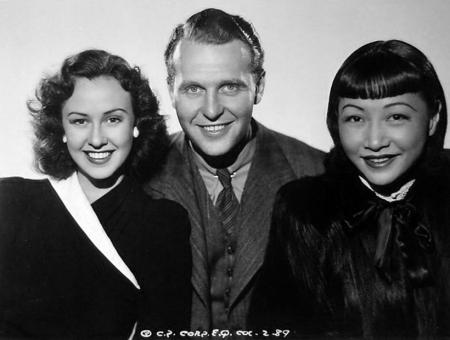 Ellery Queen's Penthouse Mystery 1940 margaret ralph anna