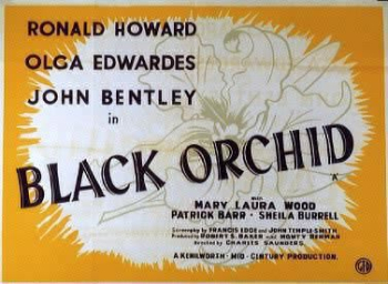 Black Orchid 1953
