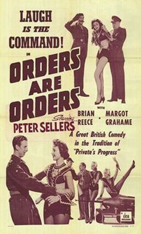 Orders Are Orders 1954 a