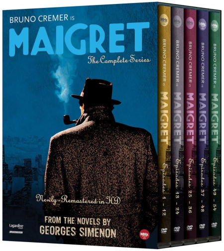 Maigret 1991 box set