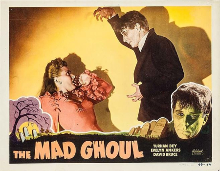 The Mad Ghoul 1943e