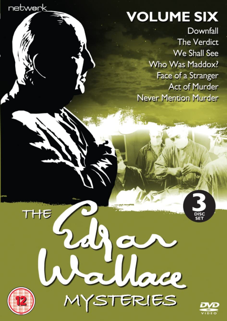 The edgar wallace mysteries vol 6