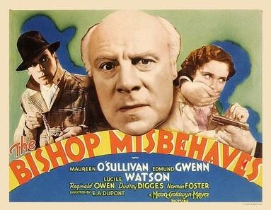 The Bishop Misbehaves 1935 c