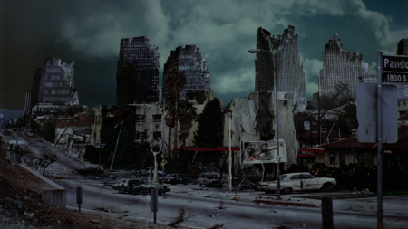 The aftermath 1982 LA