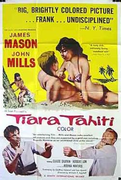 Tiara tahiti 1962