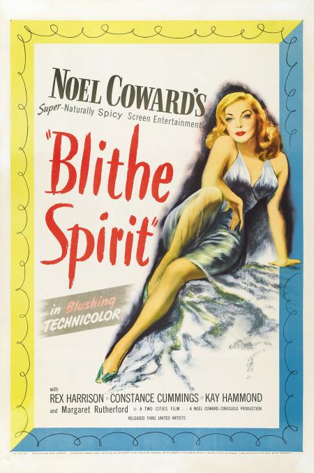 Blithe Spirit 1945 a