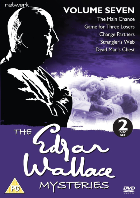 The Edgar Wallace Mysteries vol 7