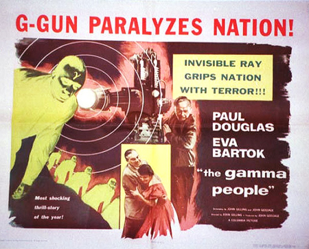The Gamma People 1956 b