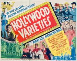 Hollywood varieties 1950