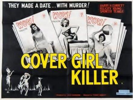 Cover girl killer 1960