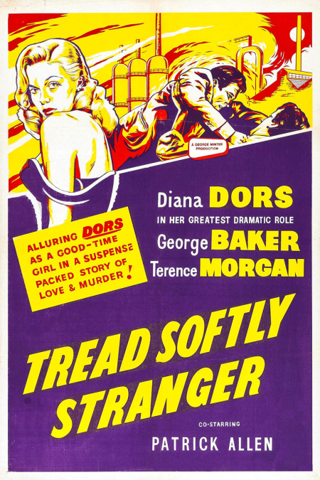 Tread Softly Stranger 1958 e