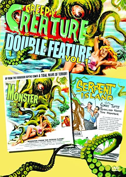 Creepy Creature Double Feature Volume 1