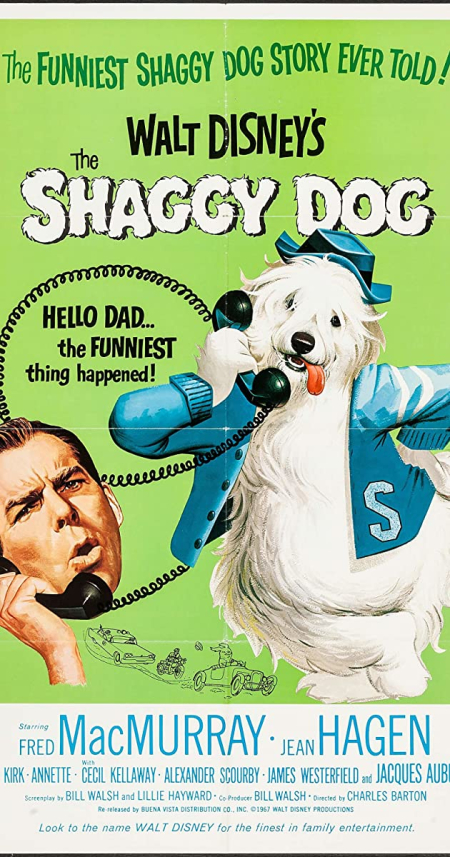 The shaggy dog 1959