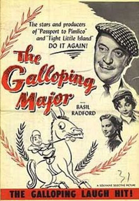 The Galloping Major 1951